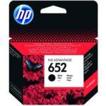 HP Ink Cartridge 652 Black